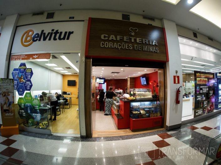 CAFETERIA CORAÇÃO DE MINAS – SHOPPING DEL REY