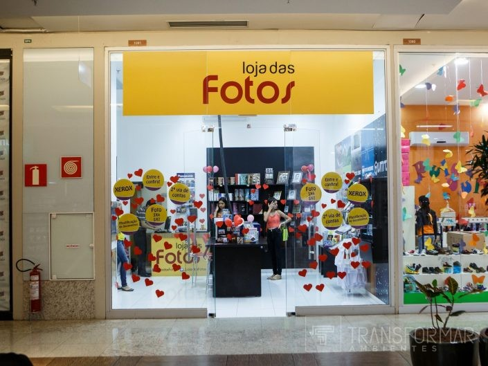 LOJA DAS FOTOS – Shopping Contagem