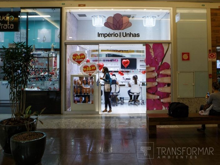 Império das unhas – Shopping Contagem